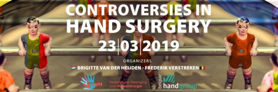 Controversies in Hand Surgery